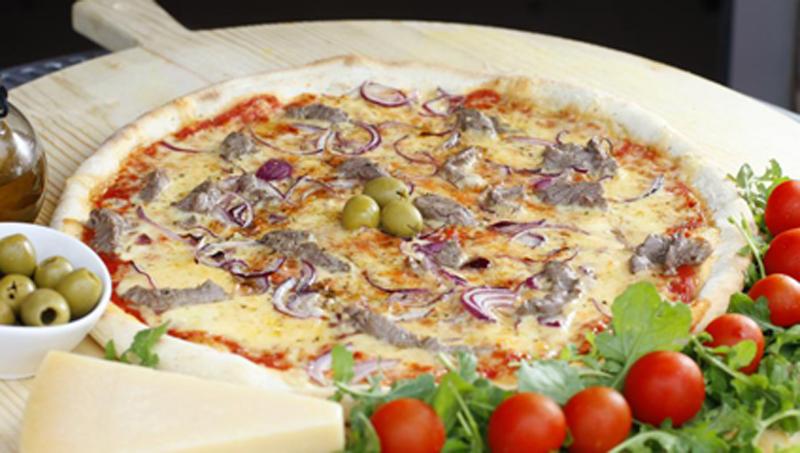 Pizza Biftek Mala kuća Split